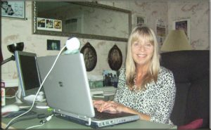 Susan Evans Chairobics